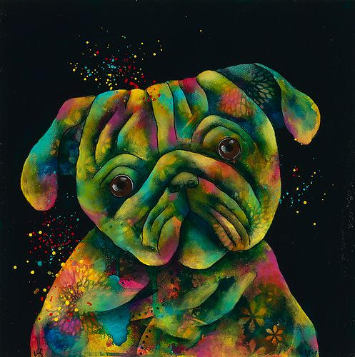 Love A Pug