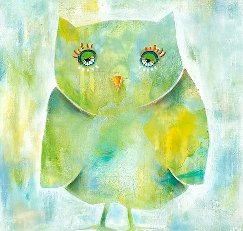Mama Owl (SOLD)