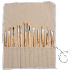 Bristle Brushes Set