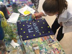 Tweens School Holiday Art Workshop