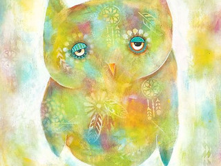 Lil' Owl (SOLD)
