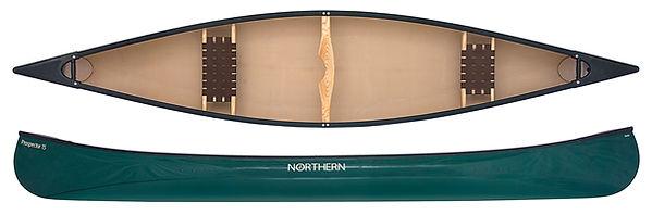 Northern Prospector 15, Kevlar