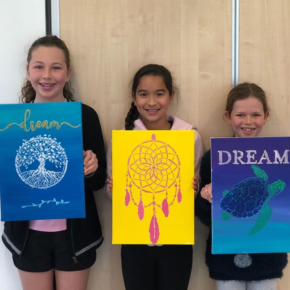 Tweens School Holiday Art Workshop