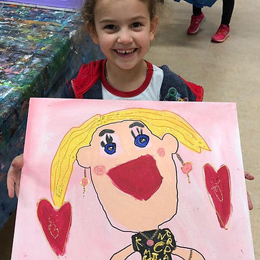 kids art class mornington