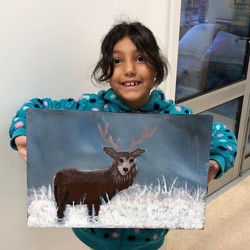 Kids After School Art Class