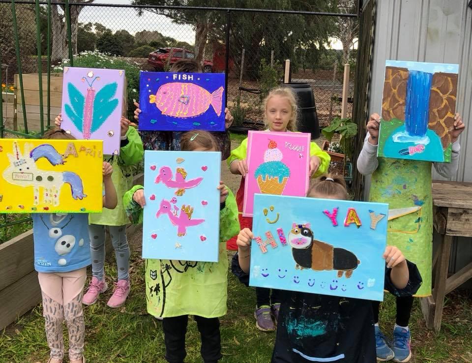 Kids School Holiday Workshop