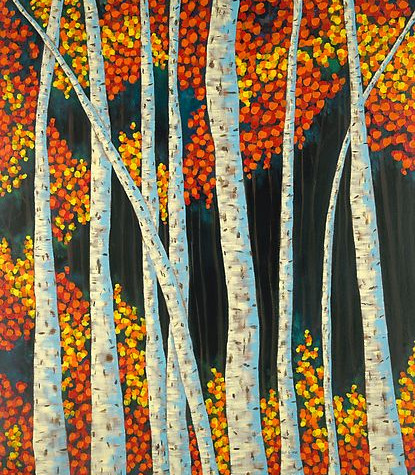 Out of the Woods (SOLD)
