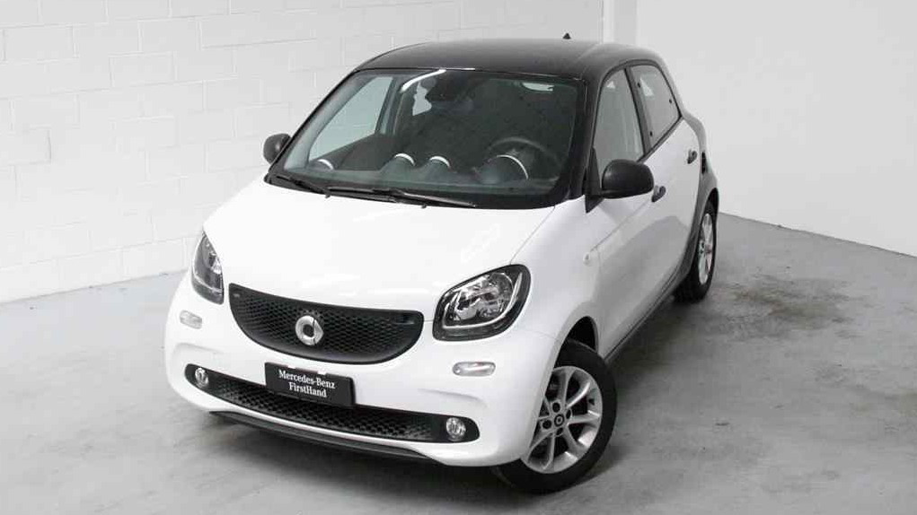 smart forfour 70 1.0 twinamic Youngster.