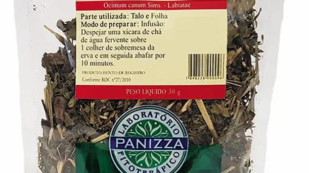 Alfavaca - 30g | Panizza