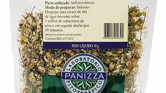 Camomila - 30g | Panizza