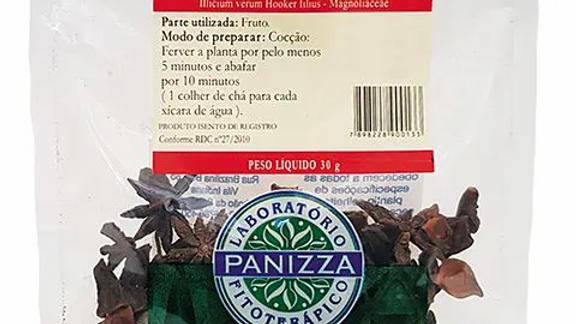 Anis Estrelado - 30g | Panizza
