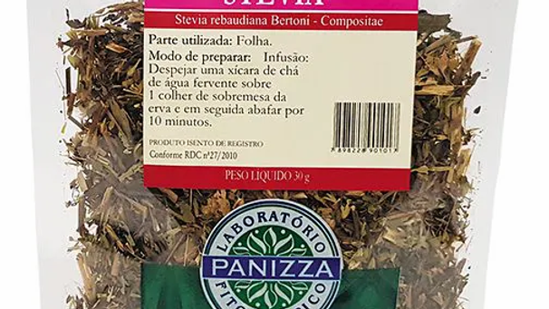 Stévia - 30g | Panizza