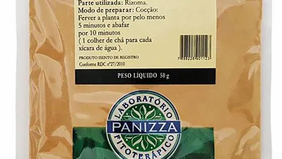 Zendoária em Pó - 50g | Panizza