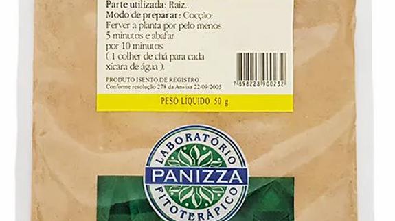 Bardana em Pó - 50g | Panizza
