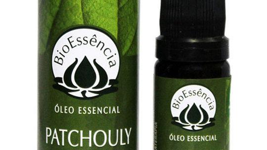 Patchouly Óleo Essencial 10ml | BioEssência