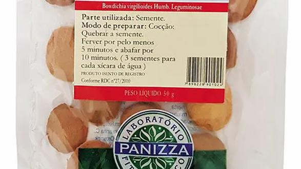 Sucupira em Semente - 50g   Panizza