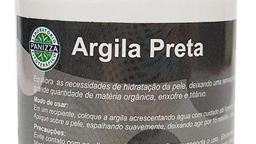 Argila Preta - 200g | Panizza
