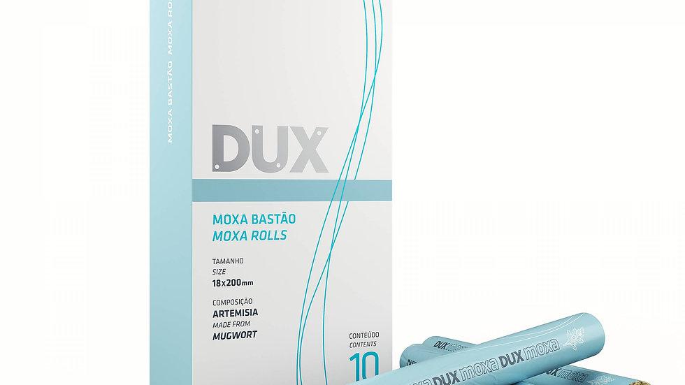 Moxa Bastão - 10 unidades | Dux Acupuncture