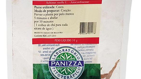 Aroeira - 30g | Panizza