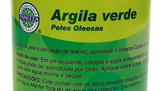 Argila Verde - 200g | Panizza