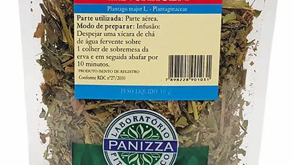 Tanchagem - 30g | Panizza