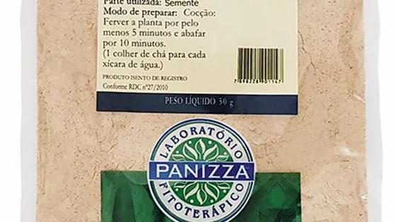 Castanha da Índia - 50g | Panizza