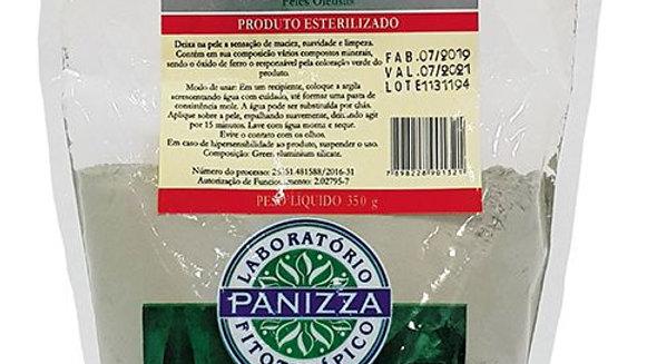 Argila Verde - 350g | Panizza