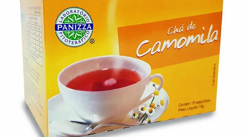 Camomila (15 saquinhos) - 15g | Panizza