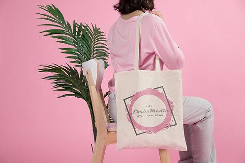 Klassische Baumwolltragetaschen