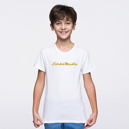 Kinder T-Shirts mit Tintendruck