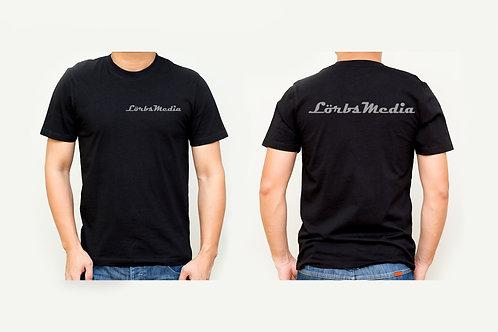 Herren T-Shirts mit Tintendruck