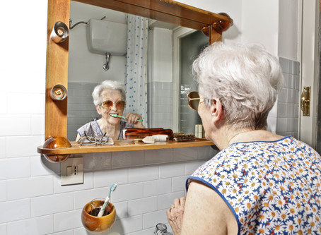 Person Living With Dementia: Bathing Battles