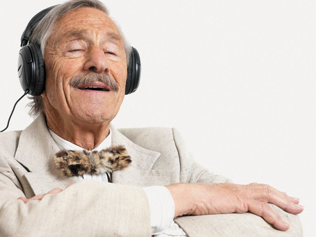 Person Living With Dementia: Music and Mood