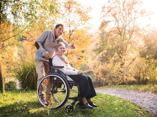 Person Living With Dementia: Adjusting Activities