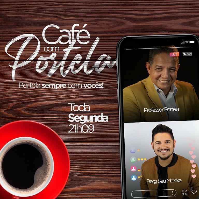 LIVE Café com Portela
