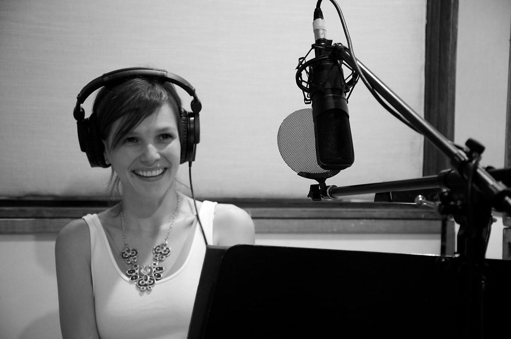 Kika Edgar en Sala de Audio