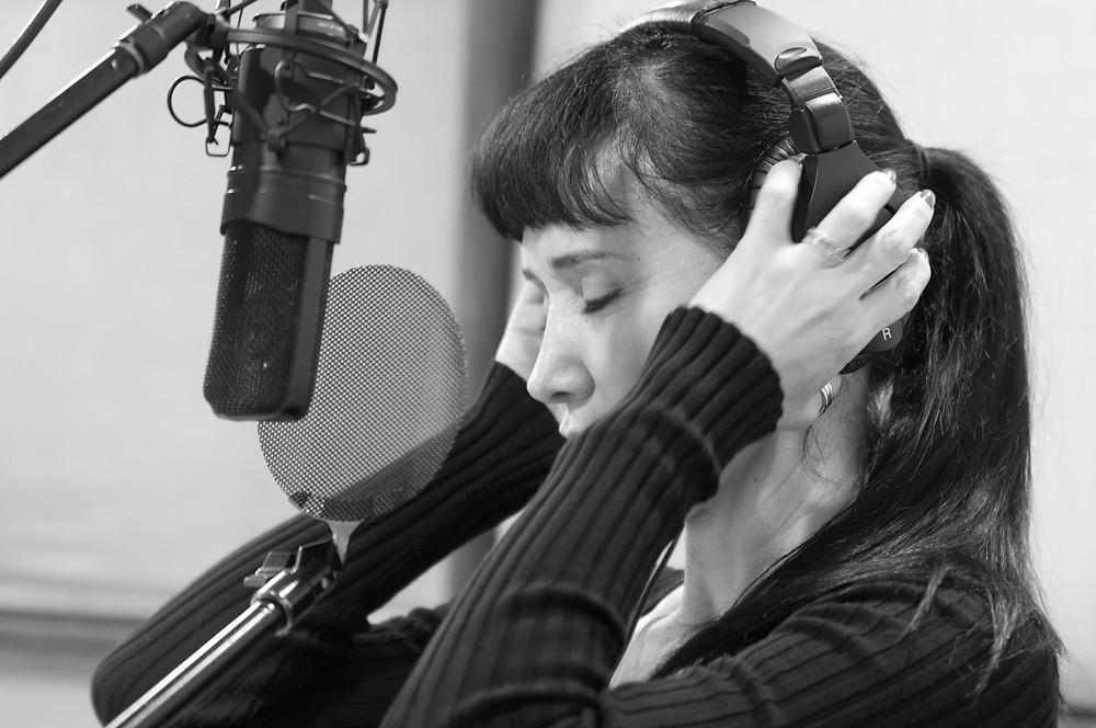 Susana Zabaleta en Sala de Audio