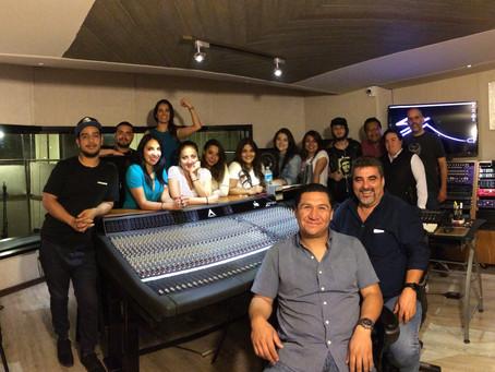 ¿Diplomado en Producción de Espectáculos en Sala de Audio?
