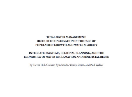 Total Water Management White Paper