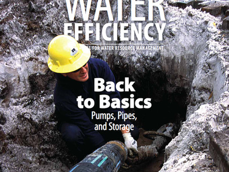 Why Do We Pay for Water - Water Efficiency