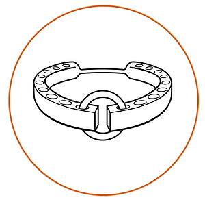 ORANGE CIRCLE CUT WRISTBAND.png