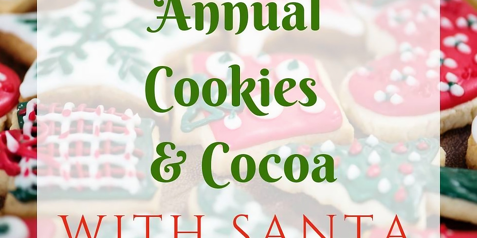 Annual Cookies and Cocoa with Santa (1)