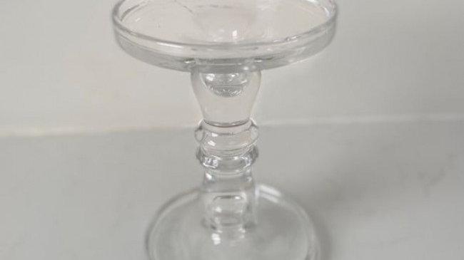 Glass Candelstick