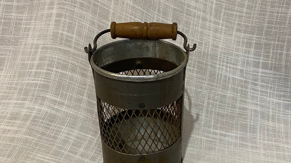 Little Metal Basket - small