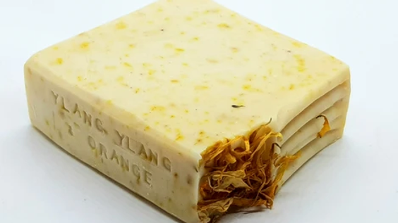 Ylang Ylang Soap - Handmade Artisan Soap by Malle Belle