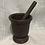 Thumbnail: Cast Iron Mortar and Pestle