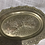 Thumbnail: Small Embossed Silver Plate