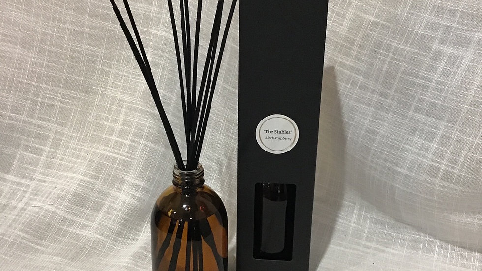 The Stables - Black Raspberry scented reeds - by Scent by II