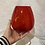 Thumbnail: Retro Brandy Glass - red
