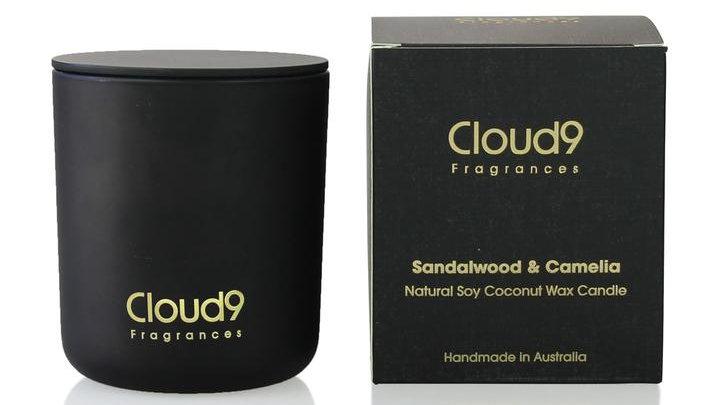 Candle - Sandalwood & Camelia